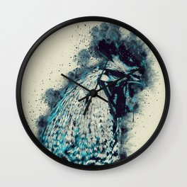 Rooster . Wall Clock