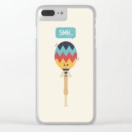 SMH Clear iPhone Case