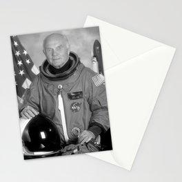 Astronaut John Glenn Stationery Cards