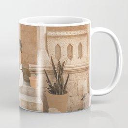 On the Steps Coffee Mug