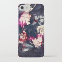 black butler iPhone & iPod Cases featuring Black Butler by 1MI0