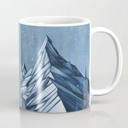 'Cystal Mountain I' Coffee Mug