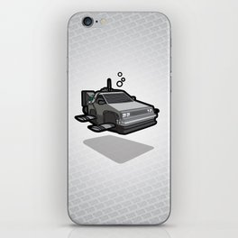 Bond To The Future iPhone Skin