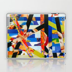 January (stripes 6) Laptop & iPad Skin