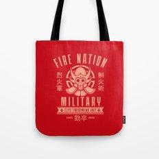 Fire is Fierce Tote Bag