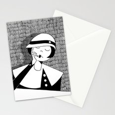 oh, give me time for tenderness Stationery Cards