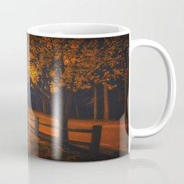 Autumn Evening Glow Coffee Mug