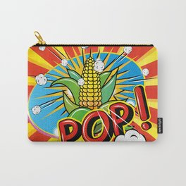 corncob with leaves - POP! - Carry-All Pouch