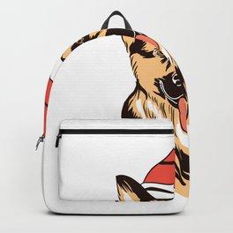 Shepherd Christmas Backpack