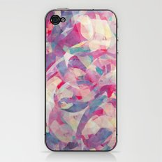 Knowing Glance iPhone & iPod Skin