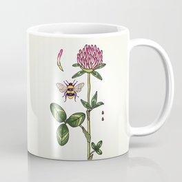 aromatic red clover Coffee Mug