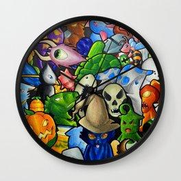 All terraria's pets Wall Clock