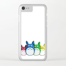 Spirits of the Forest, Group Clear iPhone Case