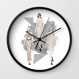 Fashionary 9 Wall Clock
