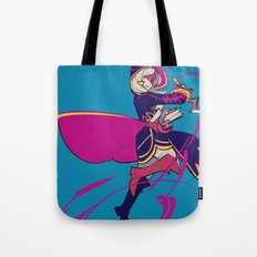 Arcfire Tote Bag