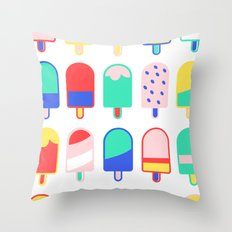 Summer! Throw Pillow