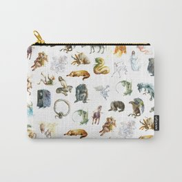 ABC of Magical Creatures Carry-All Pouch