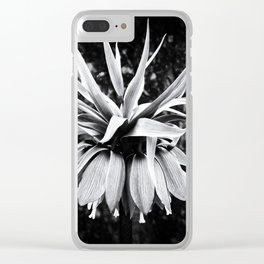 The Crown Clear iPhone Case