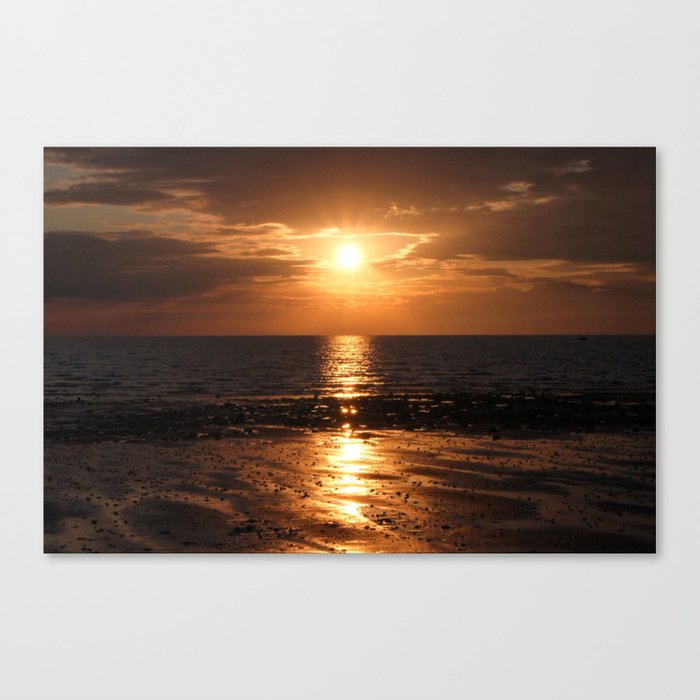Bliss Canvas Print