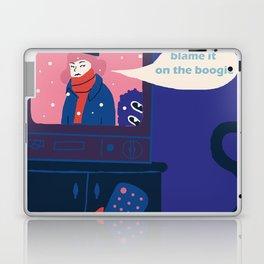 Snow tv Laptop & iPad Skin