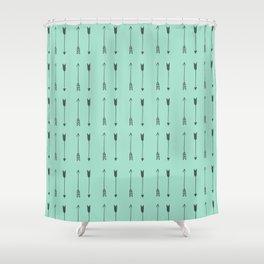Leticia Ka 08 Shower Curtain