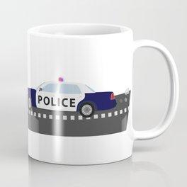 High Speed Chase Coffee Mug