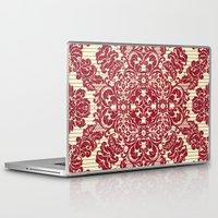renaissance Laptop & iPad Skins featuring Renaissance Disco by Octavia Soldani