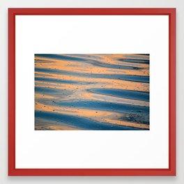 Rippled Waters | Framed Art Print