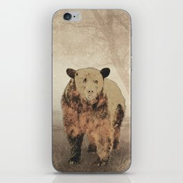 Formosan Black Bear iPhone Skin