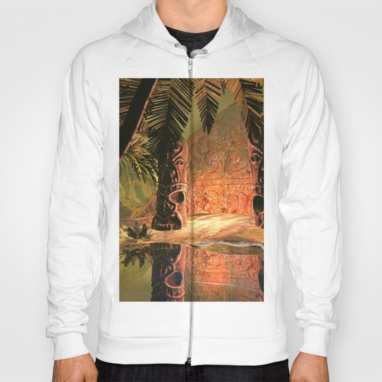 The magical temple Hoody
