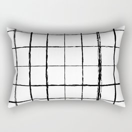Chicken Scratch #619 Rectangular Pillow
