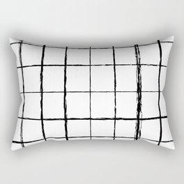 Chicken Scratch #619 Rectangular Pillow