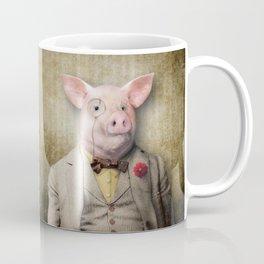 Mr Hamish P. Hoggswallow Coffee Mug