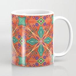 Christmas Tile Coffee Mug
