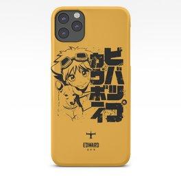 057 Ed Black Jap iPhone Case
