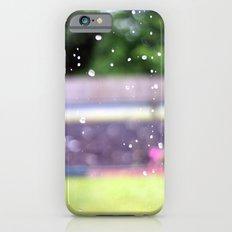 Raindrops.  Slim Case iPhone 6s