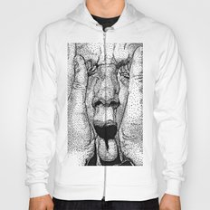 point face Hoody