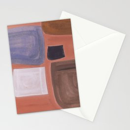 abstracto 8 Stationery Cards