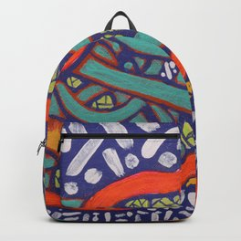 COLOR MY WORLD 7 Backpack