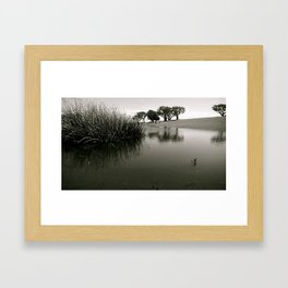 Tranquilo Framed Art Print