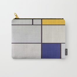Piet Mondrian - Tableau I Carry-All Pouch
