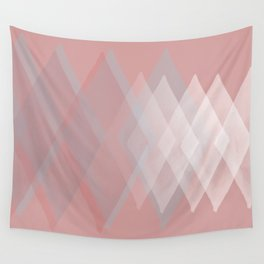 Pink Pastels  Wall Tapestry