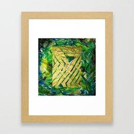 untitleD(IY) Framed Art Print