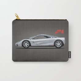 The F1 Supercar Carry-All Pouch