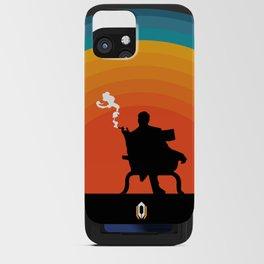 The illusive man iPhone Card Case