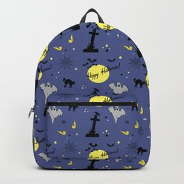 Halloween symbols Backpack