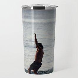 Side Steppin Travel Mug