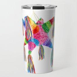 Mexican Pinata Travel Mug