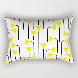 Field of Buttercups Rectangular Pillow