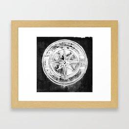 captain m a r v e l Framed Art Print